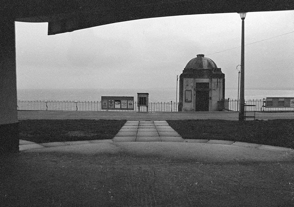 The West Cliff Promenade, Ramsgate, 1974